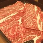 輸入すき焼き肉